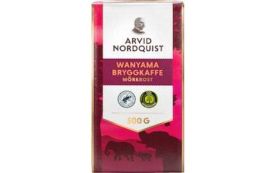 Classic kahvi 500g Wanyama UTZ