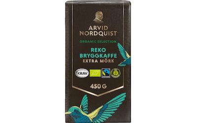 Arvid Selection kahvi 450g Reko reilu luomu