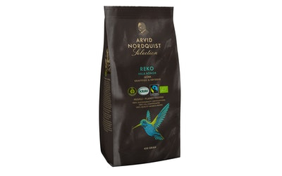 Arvid Select kahvipapu 450g Reko reilu luomu