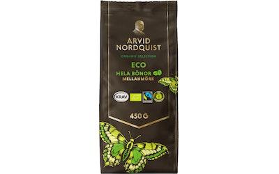 Arvid Selection kahvipapu 450g eco reilu