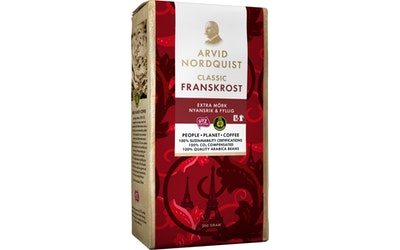 Arvid Nordquist Classic Franskrost kahvi 500 g