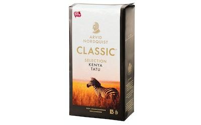 Arvid Nordquist Calssic Selection Kenya Tatu kahvi 500 g