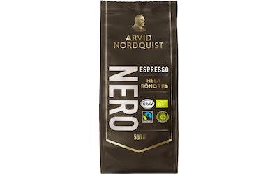 Classic papukahvi Nero espresso 500 g