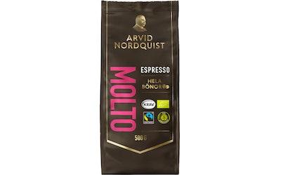 Arvid Nordquist Molto espressopapu 500g