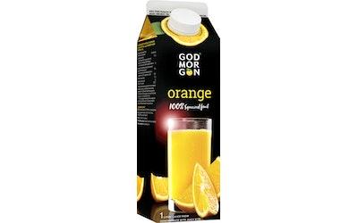 God Morgon Appelsiinitäysmehu 1 L