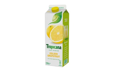 Tropicana pp 1l golden grape