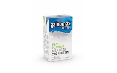 Gainomax proteiinijuoma 250ml päärynä