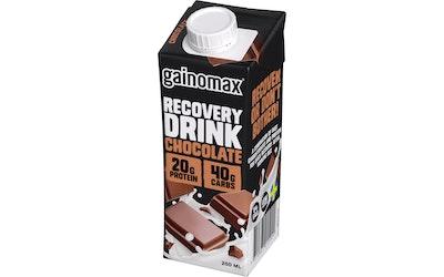 Gainomax Recovery 250ml suklaa palautumisjuoma