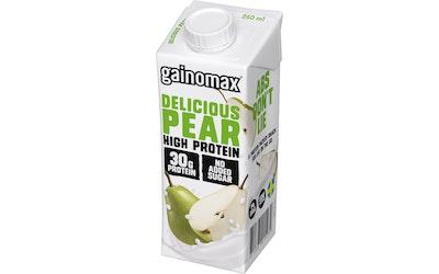 Gainomax High Protein Drink 250ml Delicious Pear