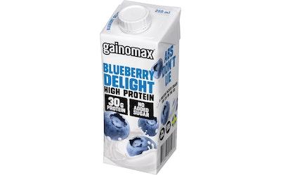 Gainomax High Protein Drink 250ml Blueberry Delight