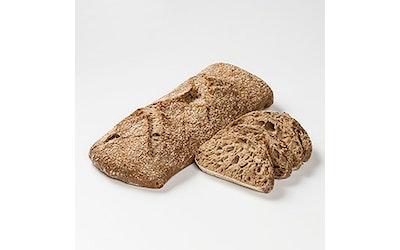 Menu esipaistettu tumma levainleipä 800g pakaste