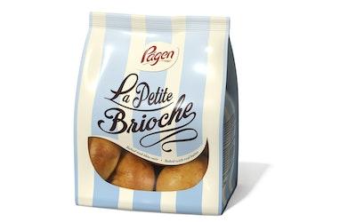 Pågen la petite brioche voista leivottu pikkupulla 255g