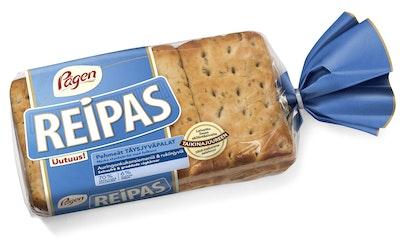 Pågen Reipas vaalea palaleipä 6kpl/360g