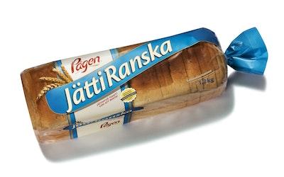 Pågen JättiRanska 1,2 kg vehnäpaahtoleipä