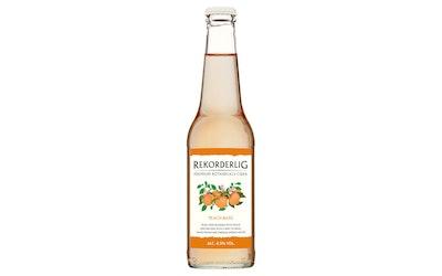 Rekorderlig Botanicals Peach-Basil 4,5% 0,33l