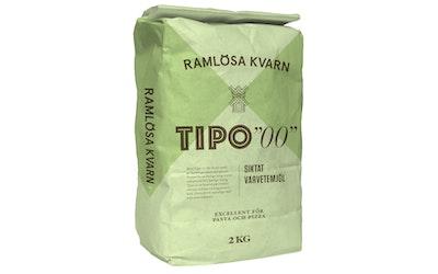 Ramlösa Kvarn Tipo 00 2kg Kevätvehnäjauho