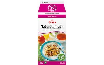 Finax Gluteeniton Luonnollinen Mysli 500g