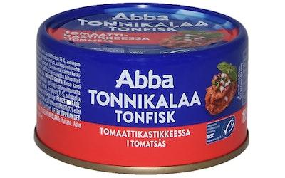 Abba MSC tonnikalaa tomaattikastikkeessa 185g