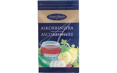 Santa Maria maustepussi askorbiinihappo 35g