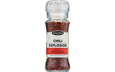 Santa Maria chili explosion maustemyl70g