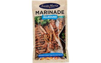 Santa Maria BBQ-marinadi 75g allround