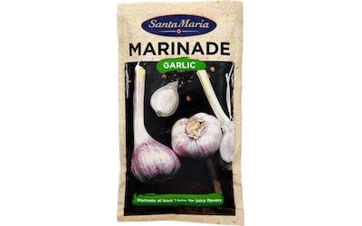 Santa Maria BBQ Marinade Garlic valkosipulimarinadi 75g