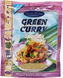 Santa Maria Thai Green Curry Spice Mix mausteseos 40g