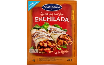 SM tex mex enchilada spice mix 28g