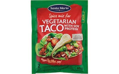 Santa Maria Tex Mex veget  taco mix 65g
