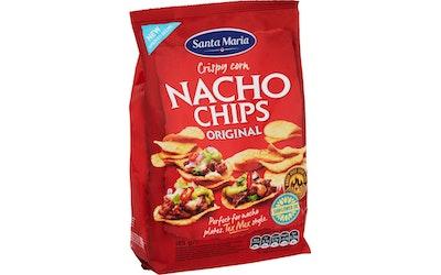 SM tex mex nacho chips 185g