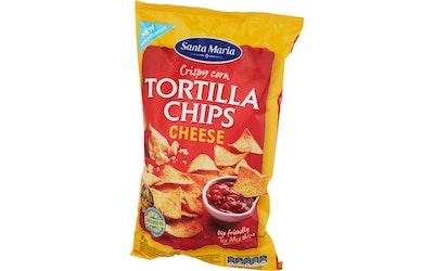 SM tex mex tortilla chips cheese 185g
