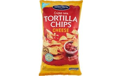 SM tex mex tortilla chips cheese 475g