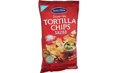 SM tex mex tortilla chips salted 475g