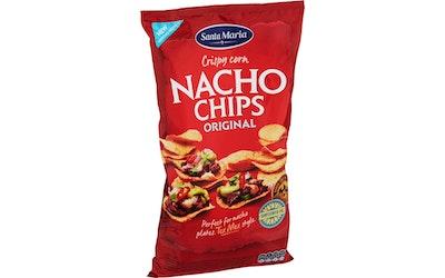 SM tex mex nacho chips 475g