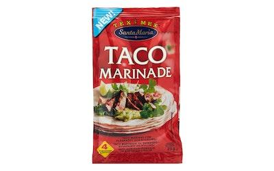 Santa Maria tex mex taco marinade grillausmarinadi 75g