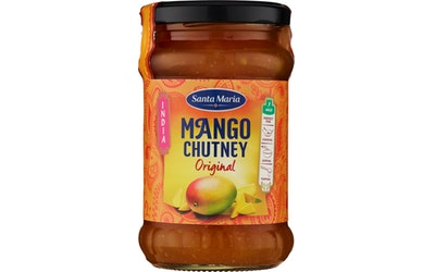 Santa Maria India Mango Chutney Original 350g tölkki