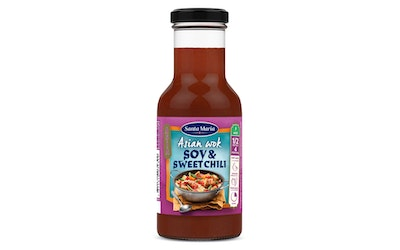 SantaMaria Asian Wok Soy&Sweet Chili 250ml