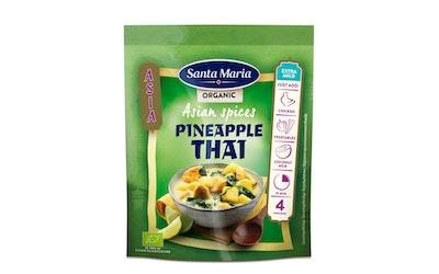 SantaMaria Asian spices Pineapple Thai 30g Organic