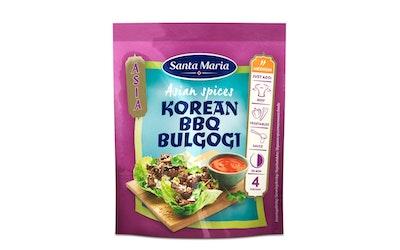 SantaMaria Asian spices Korean BBQ 35g