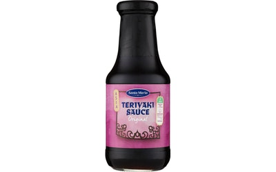 Santa Maria Spicy World Teriyaki Sauce  kastike 300ml