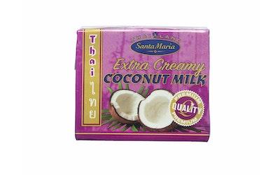 Santa Maria Thai Creamy Coconut Milk 200 ml