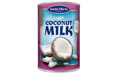 Santa Maria Thai Coconut Milk Light kevyt kookosmaito 400ml