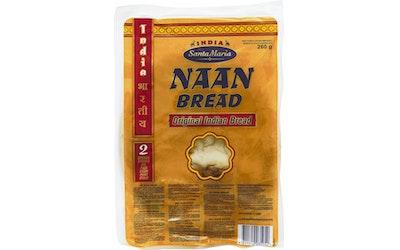 Santa Maria India Naan Bread intialainen leipä 2kpl 260g
