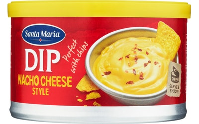 Santa Maria Tex Mex Cheddar Cheese Dip 250g