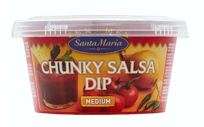 Santa Maria Tex Mex Chunky Salsa Dip Medium 205 g