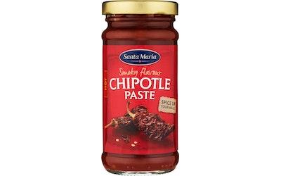 Santa Maria Chipotle Paste -chilitahna 130g