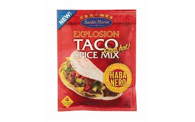 Santa Maria Tex Mex Explosion Taco Spice Mix mausteseos 30g pussi