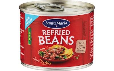 Santa Maria Tex Mex Refried Beans pintopaputahna  215g tölkki