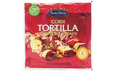Santa Maria Tex Mex Corn Tortilla 336g pussi
