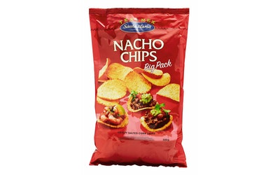 Santa Maria Tex Mex Nachos Chips maissilastut 500g